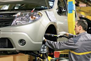 В 2011 году мировое производство автомобилей вырастет на 7%