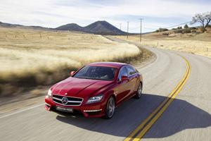 Mercedes-Benz показал фотографии нового поколения CLS AMG