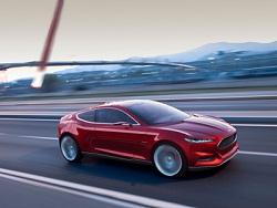 Ford разработал принципиально новый концепт Evos