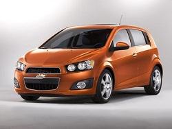 Новый Chevrolet Sonic стал более безопасным